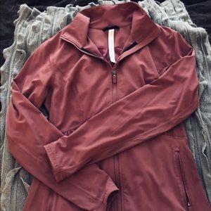 Lululemon Round Trip Jacket - Size 12